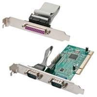 Lindy 2S1P Card 32 Bit, PCI