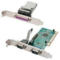 Lindy 2S1P Card 32 Bit, PCI