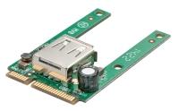 Lindy mPCI an USB 2.0 Converter