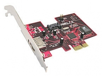 Lindy 2 Port SATA II Card with 1 eSATA Port, PCI Express