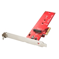 Lindy PCIe 3.0 x4 Adapter Card M.2 SSD