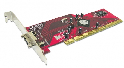 Lindy SATA-II Multilane card, SFF-8470, Host, RAID 5, PCI-X 64Bit