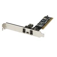 Lindy FireWire Card 3+1 Port PCI