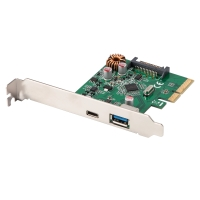 Lindy USB 3.1 Card 2 Port, PCIe