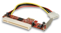 Lindy PCIe Adapter for a Low Profile PCI card
