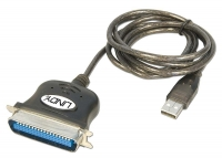 Lindy USB to Parallel Adapter - 36 Way (Centronics), 1.5m