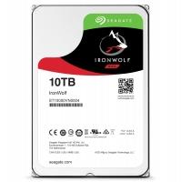 HDD 10 TB Seagate ST10000VN0004 SATA-600 7.2k