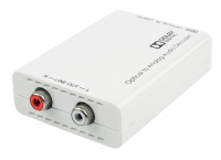 Lindy Digital/Analogue DOLBY Digital Audio Converter