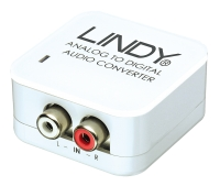 Lindy Analogue to SPDIF Digital Audio Converter