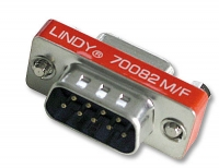 Lindy Mini Port Saver 9 Way D Male/Female