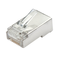 Lindy RJ-45 Connector STP Cat.5e 10x