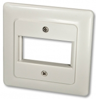 Lindy Wall Box DE for Snap-in module and AV Extender