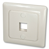 Lindy Wall Box DE for a Keystone module
