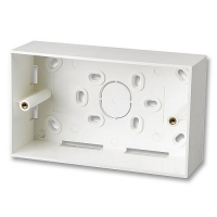 Lindy Surface Mount Back Box 146x86x47mm