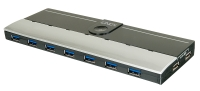 Lindy 7 Port USB 3.0 Hub with Charging Function