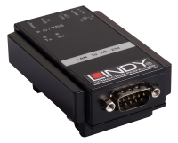 Lindy LAN to RS-232 Converter for DIN Rails