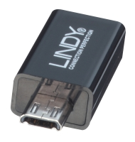 Lindy USB Micro-B 5 to 11 pin Adapter