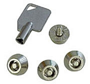 Lindy Security Screws for PC Cases