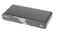 Lindy DP 1.2 to 4x HDMI Converter with Video Wall Processor