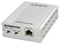 Lindy 40m CAT6 HDMI Receiver/Extender, 1080p