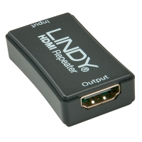 Lindy HDMI Extender/Repeater over HDMI Cables, up to 50m