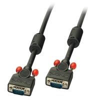 Lindy VGA Cable M/M, black 5m
