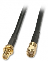 Lindy WIFI aerial extension cable (SMA-RP), 2m, low attenuation