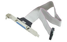 Lindy Motherboard to Parallel Back Plate Adaptor Cable - DCP SIA