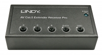Lindy CAT5e/6 VGA & Audio Extender Receiver, 300m