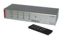 Lindy VGA & Audio Switch - 4 Port, Matrix