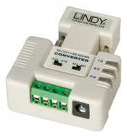 Lindy RS-232 to RS-485/RS-422 Converter