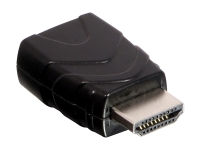 Lindy EDID Emulator Adapter HDMI with Preset EDID