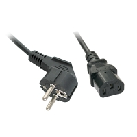 Lindy IEC-Mains Cable, 3m