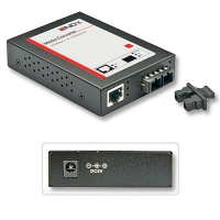 Lindy Media Converter 1000 Base-T to 1000 Base-Sx, SC, Multi-Mode