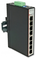 Lindy 8 Port Industrial Switch 10/100Mbps for cabinet