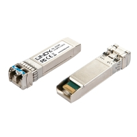 Lindy 10GBase-LR/LW SFP+ LC Module - Single Mode