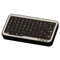 Lindy Keyboard, Wireless Micro Keyboard & Mouse, USB