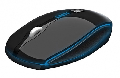 Lindy Optical Mouse, USB & PS/2, Black