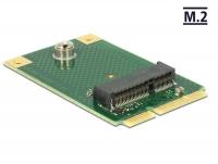 Mainboard Zubehör Fujitsu Adapter Mini PCIe > M.2 D3436-S (Wi-Fi/Bluetooth)