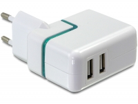 Navilock Power Supply AC > 2 x USB A