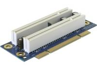 Mainboard Zubehör VIA RiserCard EXT-PCI 2 x PCI