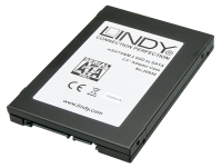 "Lindy mSATA & M.2 to SATA 2,5"" Adapter Case"
