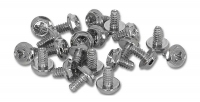 Lindy PC Installation Screws, 6-32 UNC x 6mm