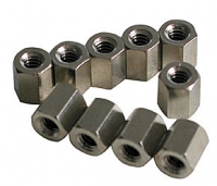 "Lindy Hex Nut for ""D"" Connector Locking Post"