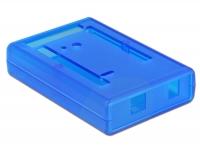 Tragant GEHÄUSE EM-59239 C1 für Arduino Mega 2560 - Transparent blau - Testgehäuse