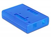 Tragant GEHÄUSE EM-59238 C1 für Arduino Uno - Transparent blau - Testgehäuse