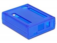 Tragant GEHÄUSE EM-59236 C1 für BeagleBone - Transparent blau - Testgehäuse