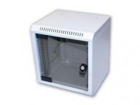 """Equip 10"""" Netzwerk-BOX Delta B 4Höheneinheiten mit Glastür"""