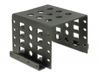 Delock Installation frame 4 x 2.5″ to 3.5″ black