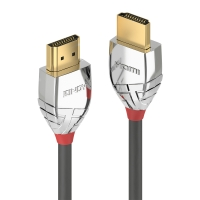 Lindy 0.5m High Speed HDMI Cable, Cromo Line